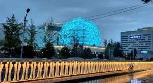 北京朝阳区2019奥运重点区域夜景照明及灯光秀顺利完工电锅